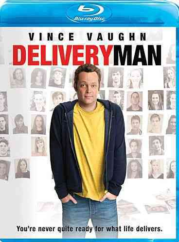 DELIVERY MAN BY VAUGHN,VINCE (Blu-Ray)